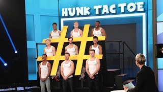 Download Lagu Ellen Introduces 'Hunk Tac Toe' Gratis STAFABAND
