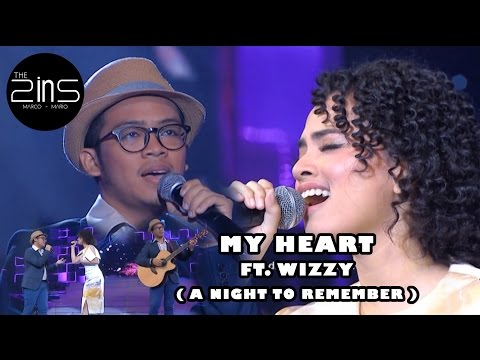 download lagu The 2ins Ft. Wizzy - My Heart gratis