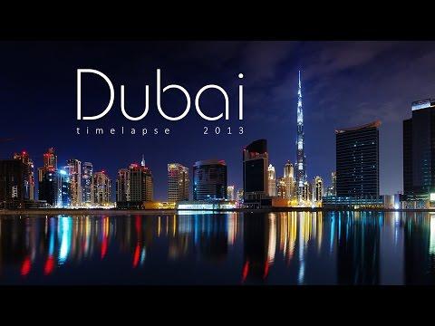 Dubai timelapse 2013