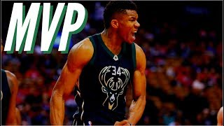 "Giannis Antetokounmpo MVP Mix ""Bank Account""ᴴᴰ (Emotional)"