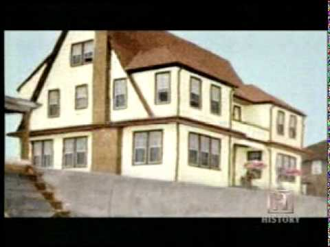 The Great Hurricane of 1938 - History Channel - Part 2 of 8