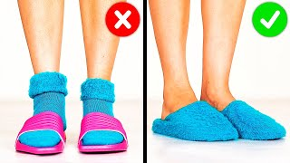 27 GENIUS CLOTHES HACKS FOR EVERYDAY