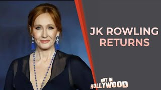 Hot in Hollywood: JK Rowling releases chapters of The Ickabog online