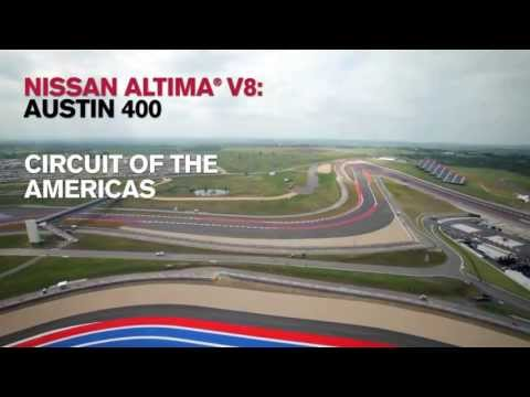 Circuit of the Americas Executive Vice President Bruce Knox provides a rundown of the track and importance of the V8 Supercars category.