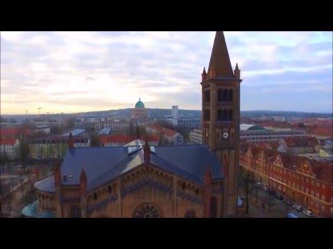 POTSDAM FROM ABOVE || Potsdam von oben [HD]