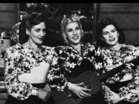 The Andrews Sisters Lyrics