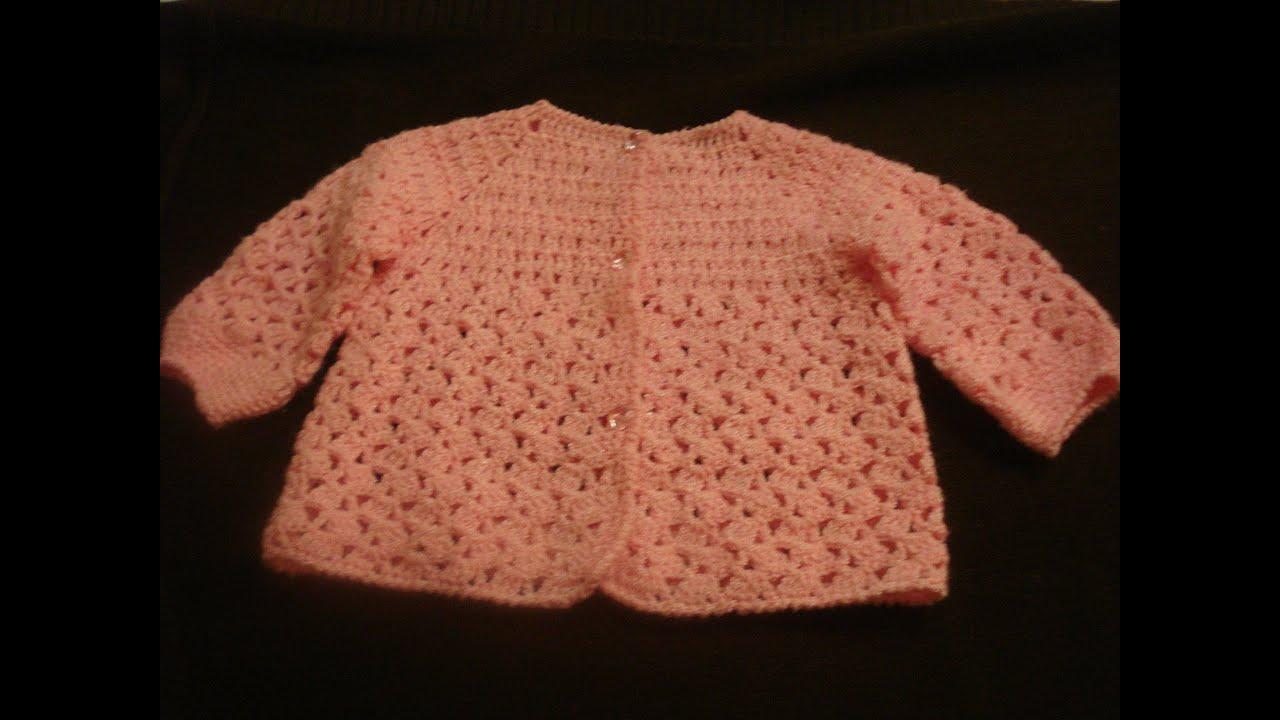 Chambritas Para Bebe En Crochet