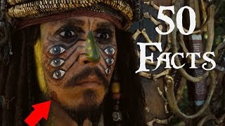 50 Facts You Didn't Know About The Pirates Of The Caribbean Movies