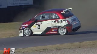ABARTH 500 ASSETTO CORSE 2015 - TROFEO ABARTH MUGELLO CIRCUIT ONLY CRAZY SOUND
