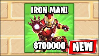 *NEW* Bloons TD Battles IRON MAN MONKEY (AVENGERS END GAME)/ Bloons TD Battles Mod (Special Edition)