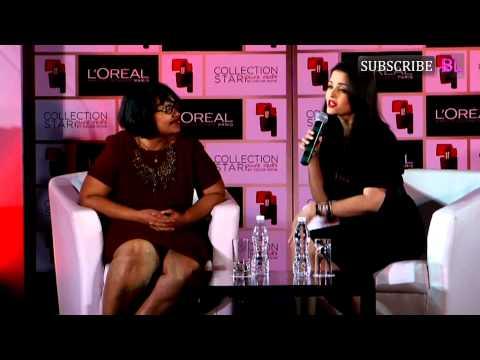 Aishwarya Rai Bachchan launches a new red shade of lipstick | Part 1