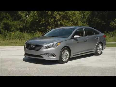 Motorweek | Road Test: 2015 Hyundai Sonata video