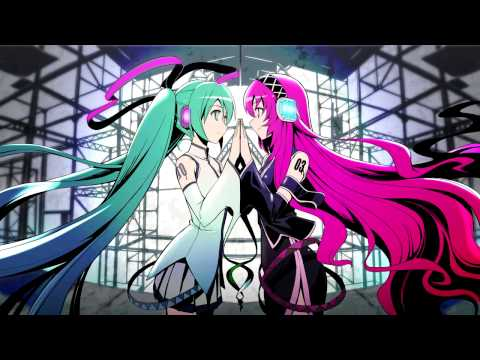 Vocaloid DJ Mix - Drum and Bass (Liquid/Darkstep/Drumstep)