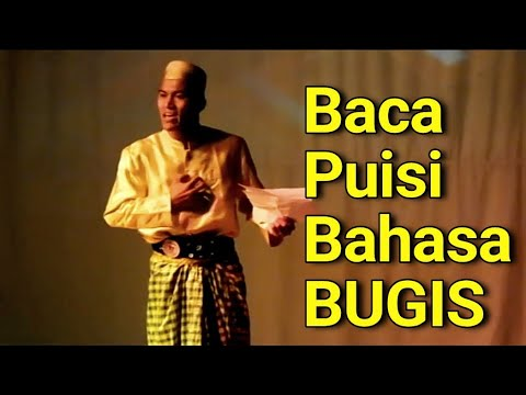 Baca Puisi Dalam Bahasa Bugis 1