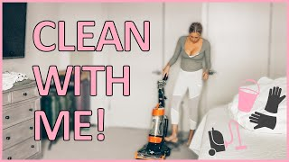 Clean With ME & My Baby Bump!