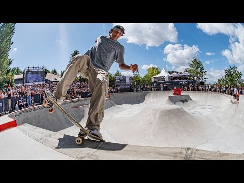 Vans Park Series Paris Highlights (Pedro Barros, Tony Hawk, Cory Juneau) + Giveaway