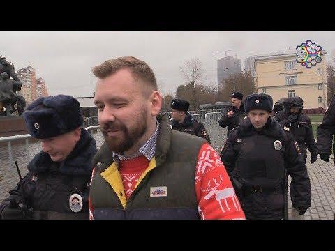 Соратник Навального - повод для задержания!