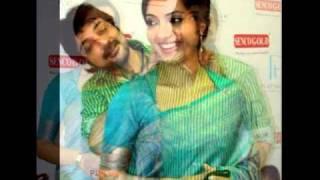 Prosenjit Chatterjee and Arpita Pal (CalcuttaTube.Com)