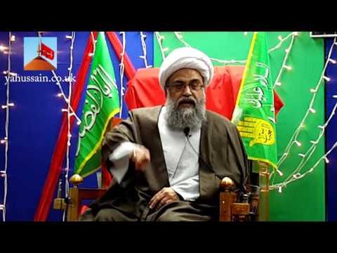 Ayatollah Hassan Raza Ghadeeri | Hussainia Imambargah - Birmingham (UK) - 11th May 2016