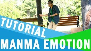 Manma Emotion Jaage  Dance Tutorial - Step by Step | Imon Kalyan - Dilwale |