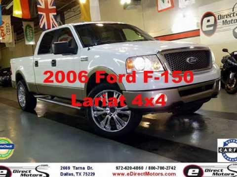 2006 Ford F 150 Lariat 4x4 Edirect Motors Youtube
