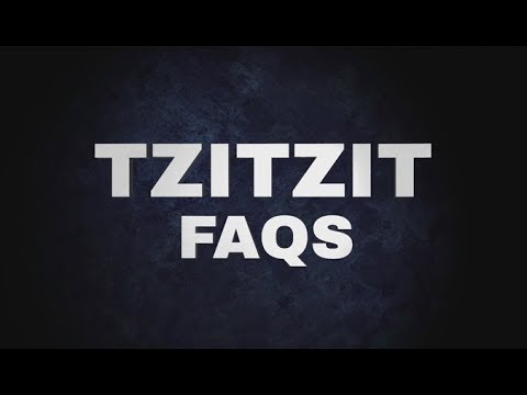 tzitzit frequently asked questions 119 ministries