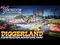 Diggerland USA: A Construction Theme Park For Kids!