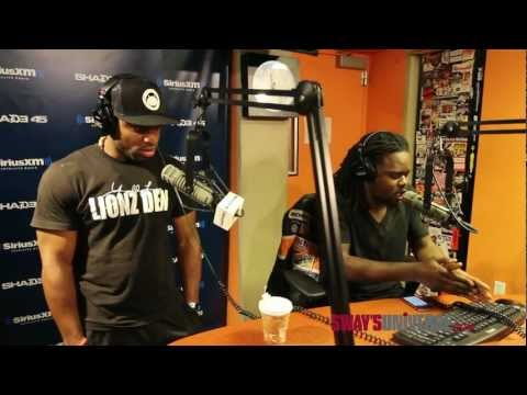 Loaded Lux & Arsonal Freestyle On Sway In The Morning Part 2!