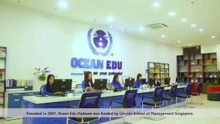 Ocean Edu - Hệ thống Anh ngữ với 100% Giáo viên nước ngoài