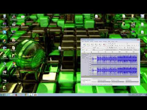 MP3 in WAV Datei umwandeln Tutorial [German | Full HD]