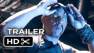 Riddick Official Trailer #1 (2013) - Vin Diesel, Karl Urban Sci-Fi Movie HD