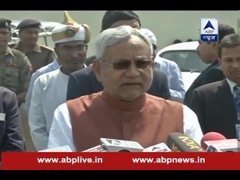 Kanhaiya ji's speech was impactful and correct, says Bihar CM Nitish Kumar