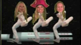 Singing Heads Stacy Burke, Bridget Marquardt & Anastasia Case