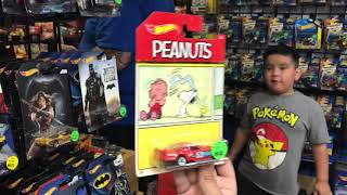 RYAN'S TOY CONNECTION TOY REVIEW!!!! DOWNTOWN BAKERSFIELD Toy Review