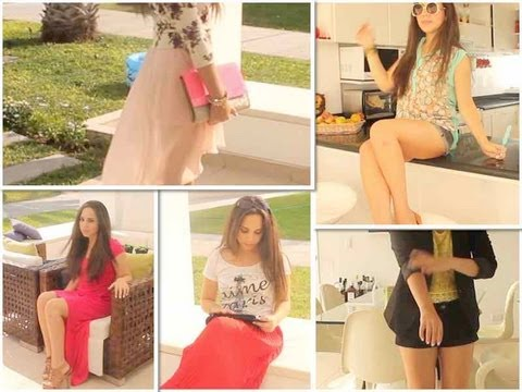 Tendencias Verano 2013 - Summer 2013 Trends (Subtitled)