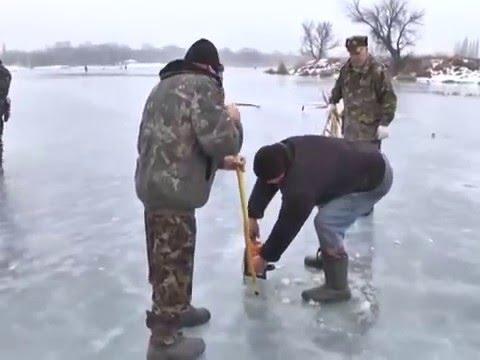 рыбалка на луганском море