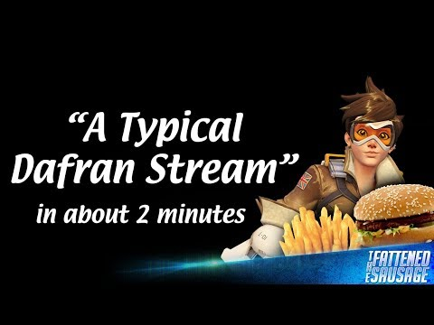 A Typical Dafran Stream In About 2 Minutes