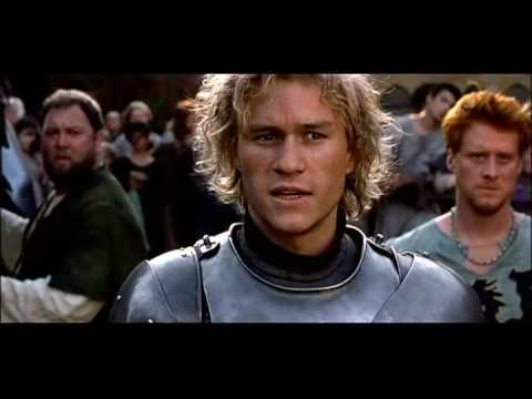 A Knight's Tale is listed (or ranked) 4 on the list The Best Knight Movies