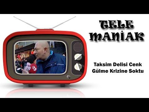Taksim Delisi Cenk 2014 Version