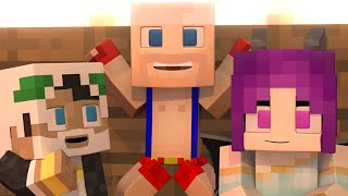 TRICK OR TREAT (Minecraft Animation)