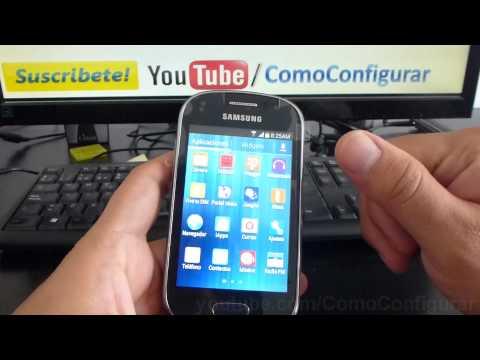 Como Rootear El Samsung Galaxy Fame GT-S6810L(M O P) (ace 2) VIDEO