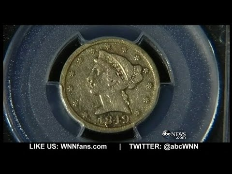 $10 Million Gold-Coin Surprise Uncovered in Calif.