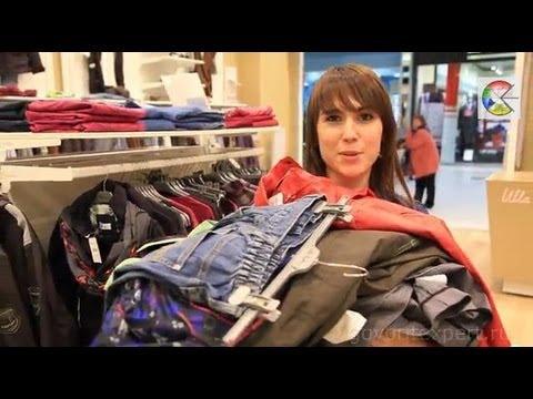Видео как правильно выбирать одежду