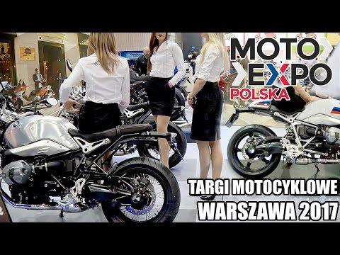 Wystawa Motocykli I Skuterów Warszawa 2017 - Targi Motocyklowe Moto Expo W Warszawie