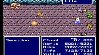 Biggest Possible Level Leap in Final Fantasy IV