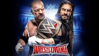 WWE WrestleMania 32 Highlights HD
