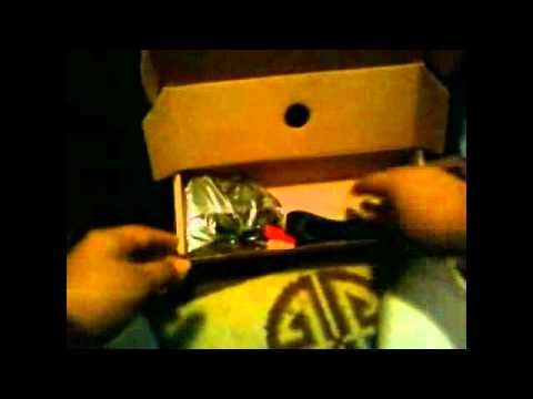 "Sony 7"" Portable DVD Player, Black, DVPFX750 Unboxing"