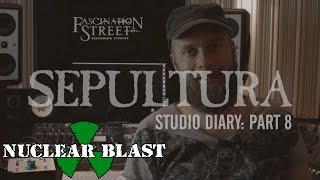 SEPULTURA - Recording Process (Machine Messiah Trailer)