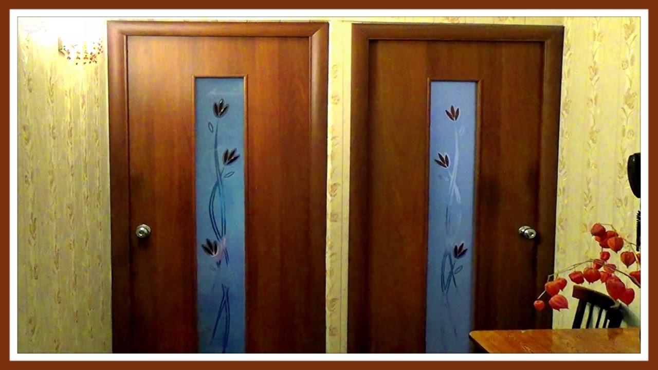 Восстановление межкомнатных дверей своими руками 58