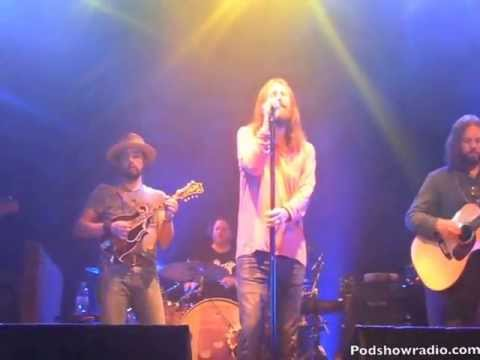 The Black Crowes concert clip HOB Orlando May 1st 2013